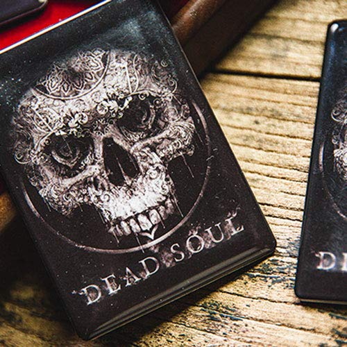 SOLOMAGIA Dead Soul Playing Cards Jelly Cardistry Trainers by TCC