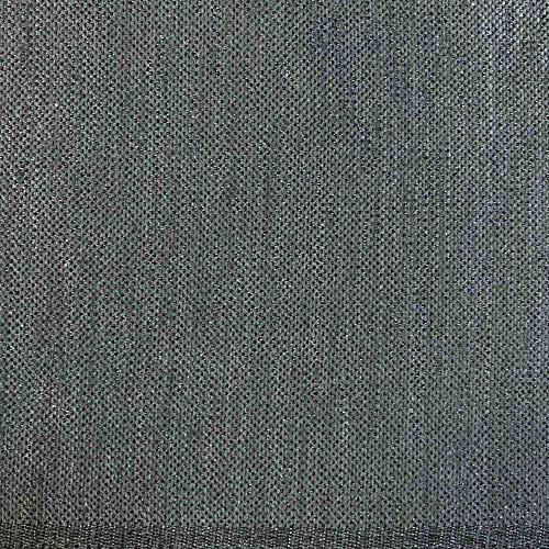 Kt KILOtela Tela de tapicería Lisa - Chenilla de Doble Cara - Tacto Suave Aterciopelado - Muy Resistente - Retal de 100 cm Largo x 280 cm Alto   Gris