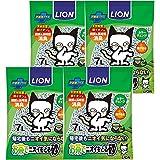 お茶でニオイをとる砂 猫砂 1) 7Lx4袋 (ケース販売)