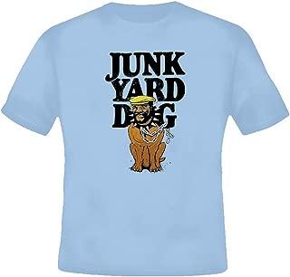 JunkYard Dog JYD Retro Wrestling T Shirt