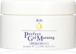 Shiseido Senka Perfect gel Morning protect All-in-one for morning SPF 50 + · PA ++++ 90 g