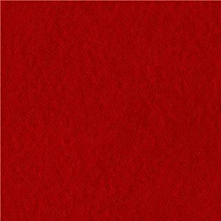 Newcastle Fabrics Polar Fleece Solid Red Fabric By The Yard