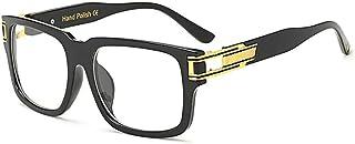 Allt Square Aviator Large Fashion Sunglasses For Men...