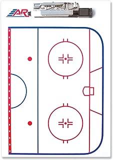 A&R Sports Hockey Coach Clip Board