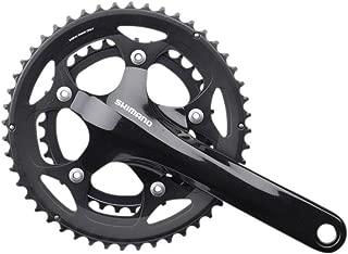 Shimano Tiagra R460 10-Speed 175mm 34/48t Crankset, Bottom Bracket Not Included, Black
