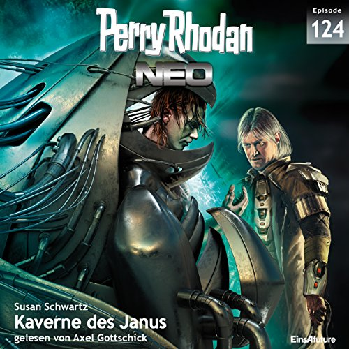 Kaverne des Janus audiobook cover art