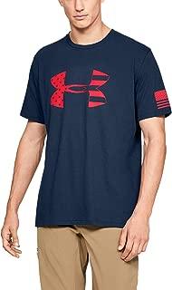 Men's Freedom Tonal Big Flag Logo T-Shirt