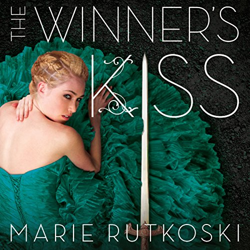 The Winner's Kiss cover art