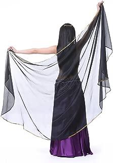 Best black silk veil Reviews