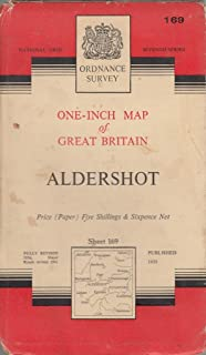 ordnance survey seventh series