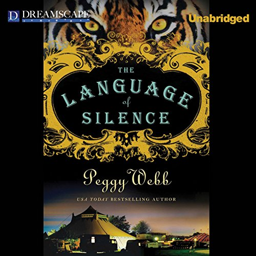 The Language of Silence audiobook cover art