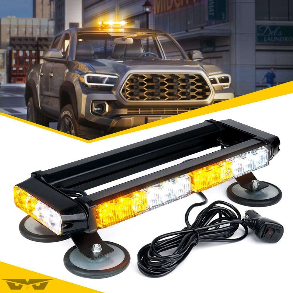 32 LED Strobe Flashing light Emergency Atlanta Mall Bar Hazar High Rapid rise Intensity