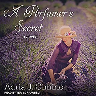 A Perfumer's Secret audiobook cover art