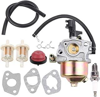 Carburetor for Troy Bilt 2410 2420 2620 2690 2690XP SnowBlower HUAYI 170SA 170S MTD 951-10638A 751-10638A 951-14026A 951-14027A Yard Machine Snow Blower with Primer Bulb Fuel Line Parts Kit