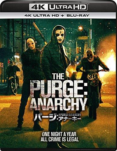 パージ:アナーキー (4K ULTRA HD + Blu-rayセット) [4K ULTRA HD + Blu-ray]