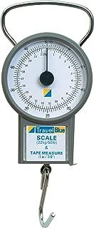 Grey Travel Blue Scales P/èse bagages 15 cm Gris