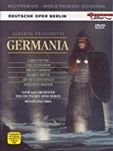 Alberto Franchetti - Germania [DVD] [2006] [2008] by Choir and Orchestra of the Deutsche Oper