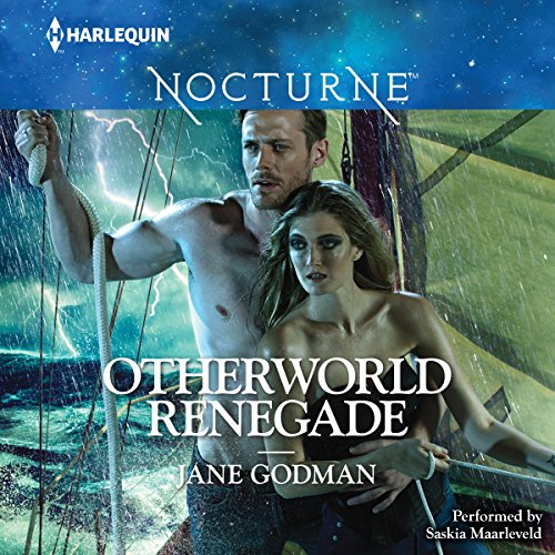 Otherworld Renegade audiobook cover art