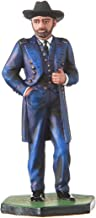 danila-souvenirs Tin Toy Soldier USA Civil war Northerners General Ulysses Grant Hand Painted Metal Sculpture Miniature Figurine 54mm #CW01