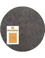 kwb nät linne slippapper slippapper slipskiva för våt- och torrslipande, f. excenterslipare, slipgiraff, handslipning, och mycket mer, tillverkad av glasfiber, perforerad