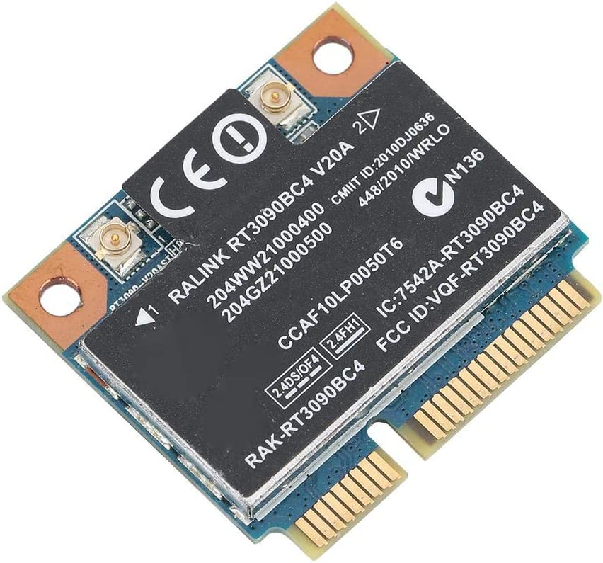 Hilitand Superior Wireless Network Price reduction Card Netwo 300Mbps RT3090BC4