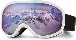 anti fog snowmobile goggles