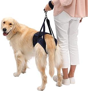 With(ウィズ) 歩行補助ハーネスLaLaWalk Hip 大型犬用 2TA0100-88 F 迷彩ネイビー F