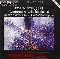 Winterreise Op. 89 D. 911 by FRANZ SCHUBERT (1994-09-22)