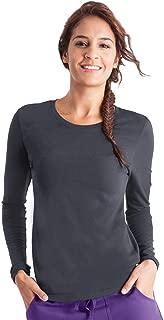 Scrubs Melissa 5047 Knit Long Sleeve Underscrub Tee Shirt
