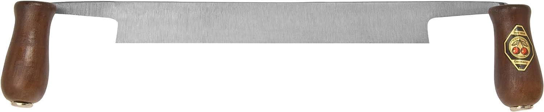 Kirschen 4000-250 Zugmesser, gerade, mit 2 Holzheften 250 mm B001EGI1QE | Elegant
