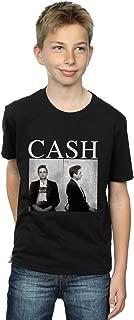 Johnny Cash Boys Mug Shots T-Shirt