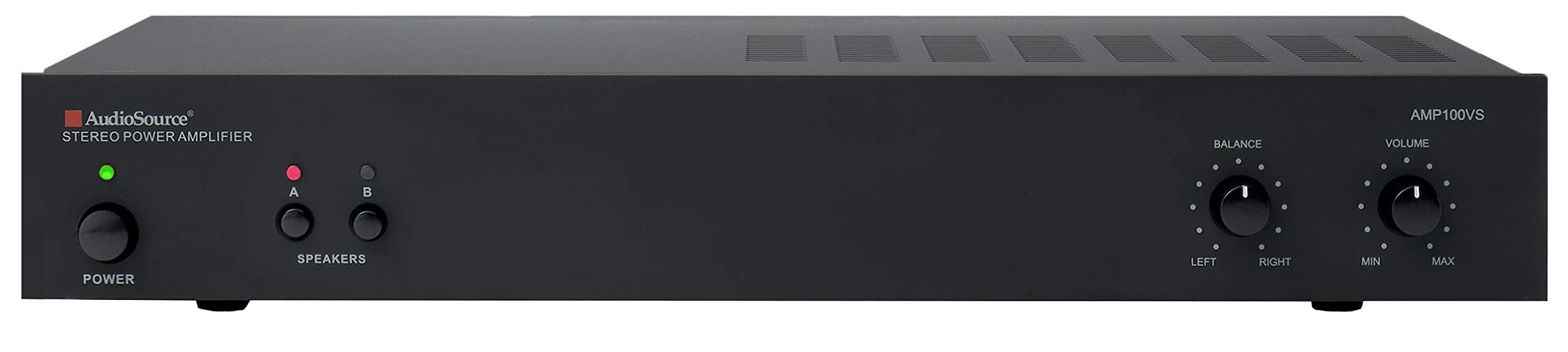 Audio Source AMP100VS Channel Amplifier