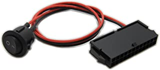 tmsDirect ATX電源 単体使用スイッチ 電源onジャンパー 24pin