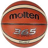 Molten BGHX Parallel Pebble Indoor/Outdoor - Pelota de baloncesto, color...