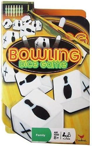 descuento de ventas Bowling Bowling Bowling Dice Game by Cardinal  Envíos y devoluciones gratis.