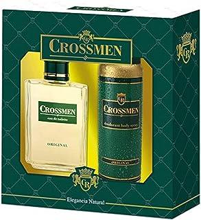 Crossmen Set Hombre Duplo Edt 100 + Deo 150