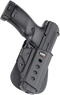Fobus HPP Evolution Holster for Hi-Point .380, .40, .45, 9mm, Ruger American 9mm Compact, 9mm & .40 Full, P94, P95, P97 (with or without rail), SR45 , Right Hand Paddle