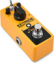 Donner Extreme Driver Analog Turbo Distortion Guitar Effect Pedal
