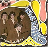The Kinks - Autumn Almanac - Pye Records - HT 300135