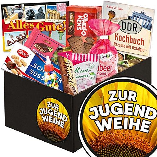Zur Jugendweihe / Ossi Paket / Geschenk Jugendweihe Junge