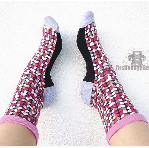 Cuddly SockS Nähanleitung & Schnitt für Kuschelsocken in 14 Größen [Download]