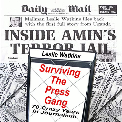 Surviving the Press-Gang cover art