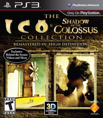 Ico Y Shadow Of The Colossus Colección - [Importación USA]