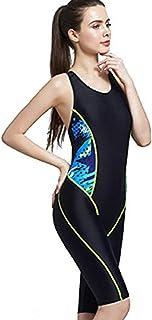 AOIF 競泳水着 高級 レディース フィットネス水着 めくれ防止 2090