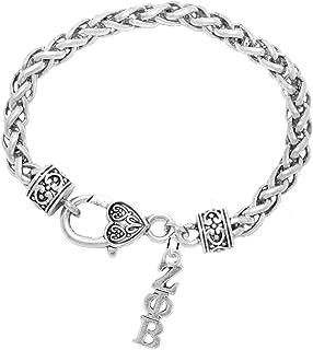 zeta phi beta sorority jewelry