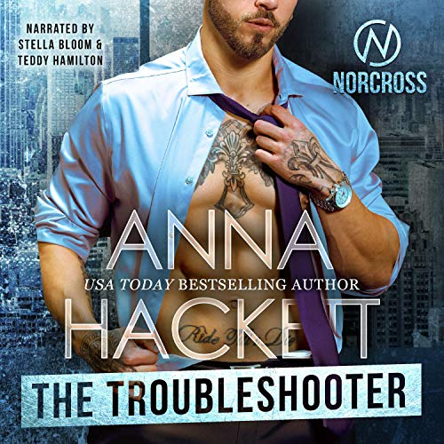 The Troubleshooter Audiobook By Anna Hackett cover art