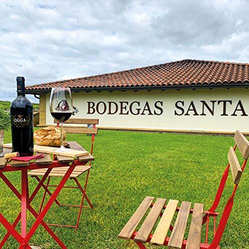 Smartbox - Caja Regalo - Visita a Bodegas Santalba y cata de 3 vinos Premium DOCa Rioja con 6 Tapas - Ideas Regalos Originales