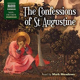 The Confessions of St. Augustine cover art