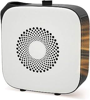JIY Calefactores Calentador pequeño para el hogar Estufa de pie para Asar Fuego de Oficina Ahorro de energía Ahorro de energía Calentador eléctrico de Escritorio
