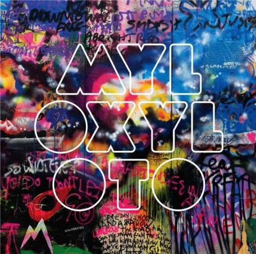 CD Album Coldplay ( 14 Tracks Cold Play) hurts like heaven, major minus , paradies, a hopeful transmission , us against the world , MMIX, princess of china , every teardrop is a waterfall etc..